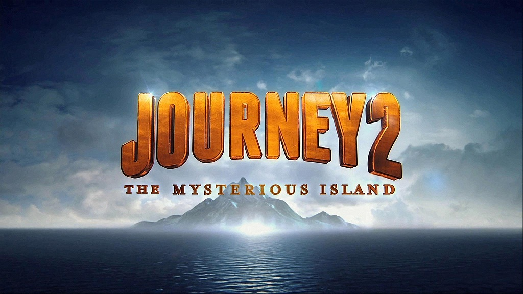 《Journey 2 The Mysterious Island》