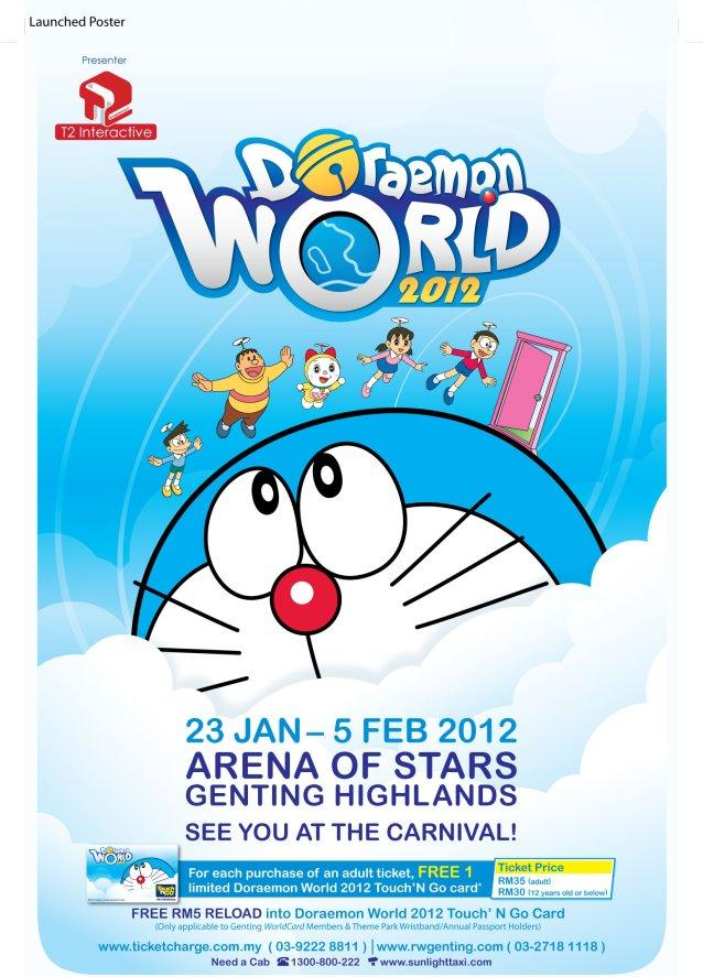Doraemon World 2012