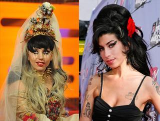 Lady GaGa欲演Amy Winehouse传记