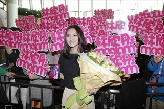 林欣彤称不在意奖项 期待再开音乐会