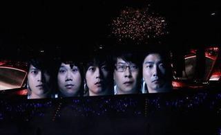 蔡康永助阵五月天演唱会 播报《末日新闻》
