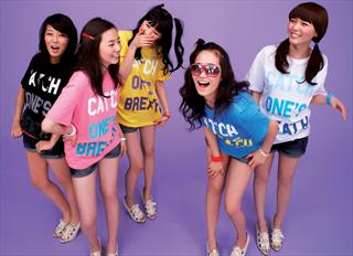 Wonder Girls承认身材数字造假