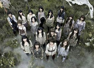 AKB48拍台湾超商广告 台湾吸金2000万