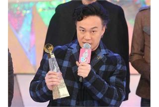 陈奕迅5奖威爆十大中文金曲颁奖礼