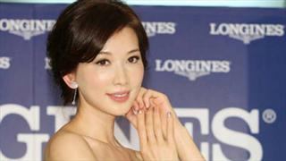 林志玲带病工作 吸金力强劲