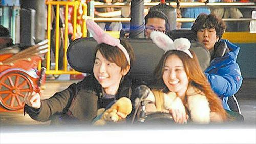 SJ东海婚头扮人夫 粉丝吃醋反弹