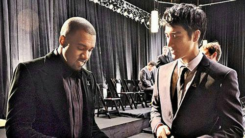 王力宏进军好莱坞 Kanye West结音缘