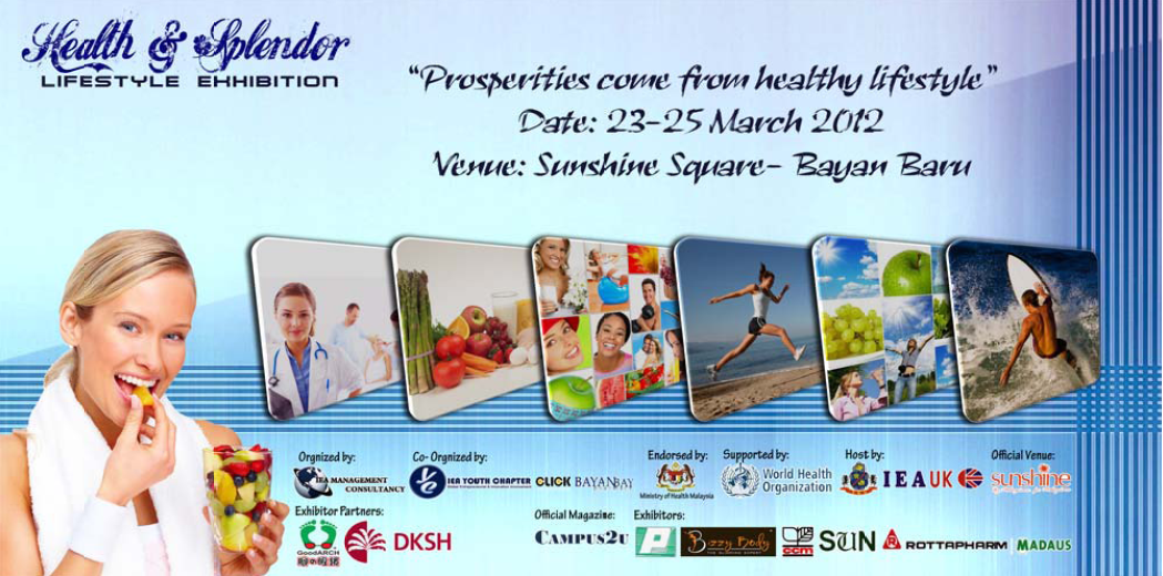 Health & Splendor Lifestyles Exhibition