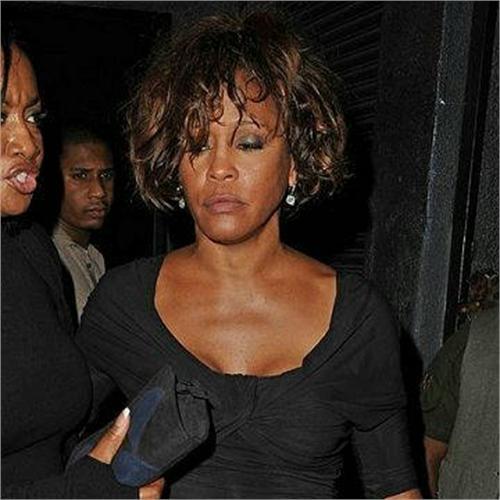 Whitney Houston或浴缸溺毙 死因暂不公开