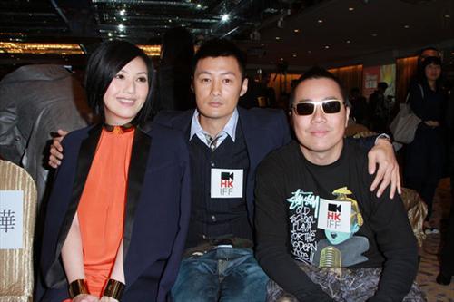 大肚杨千嬅出任电影节大使 称欣赏电影是最好胎教
