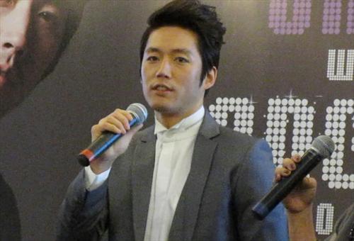 张赫节目中否认离婚谣言