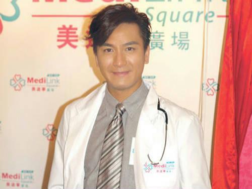 马国明首度玩魔术 变身医生任代言人