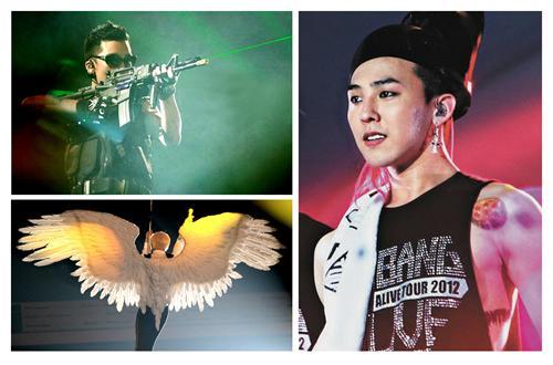 BIGBANG演唱会获GaGa个唱导演激赞