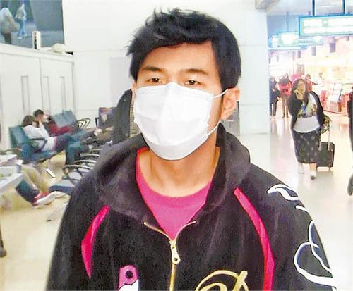 周董昆凌游曼谷 机场被活逮