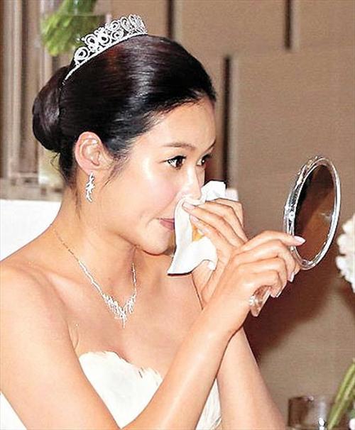 鉉英結婚流鼻水