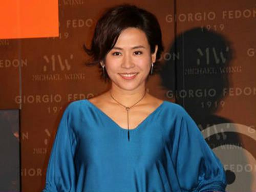宣萱与TVB解约 将往大陆发展