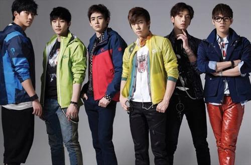 2PM下周内地献处女秀 施展野兽男魅力
