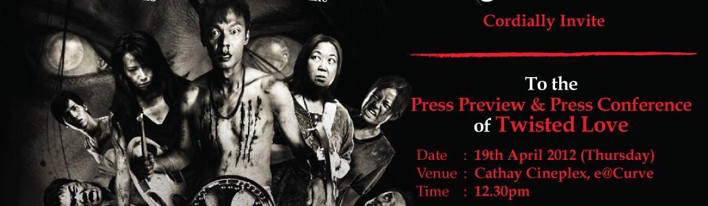 4月19日《撞鬼》首映礼