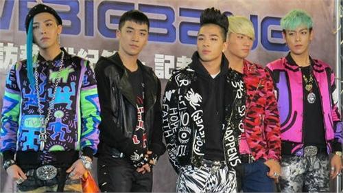 BIGBANG旋风扑台 最想和Jolin合作