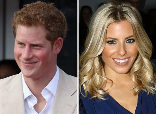 英国女歌手与哈里王子传绯闻 接受访问打哑谜