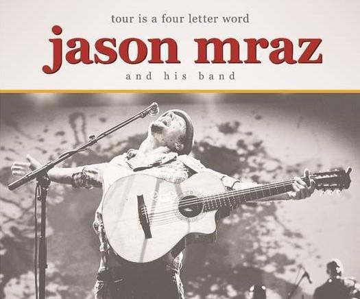 Jason Mraz 619莅马开唱