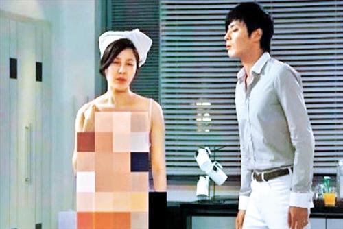 金荷娜全裸诱张东健