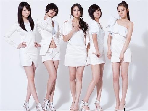 Kara当选日本最具影响力艺人排行榜第六位