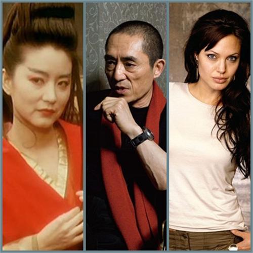 林青霞息影18年传复出 搭Angelina Jolie尬演技