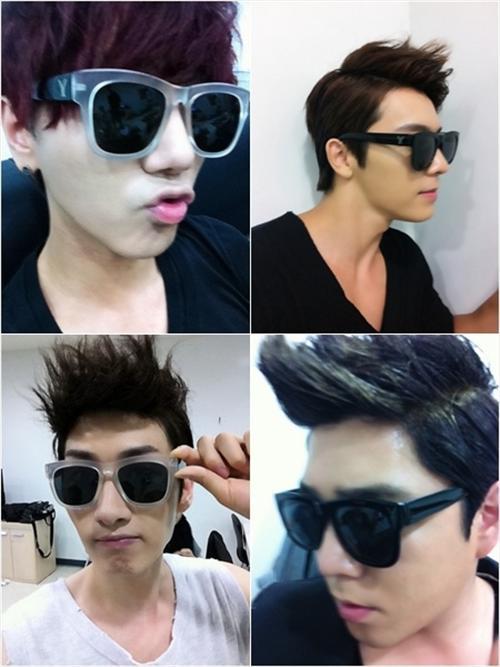 Super Junior艺声拉队作宣传
