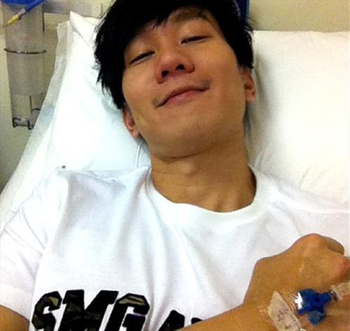 林俊杰健康亮红灯 胃出血又染重感冒