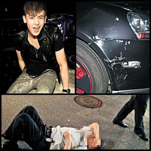 NichKhun酒驾事件调查结果警方:双方过失